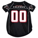 Atlanta Falcons Pet Dog Football Jersey Medium v3