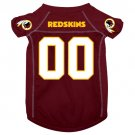Washington Redskins Pet Dog Football Jersey Medium