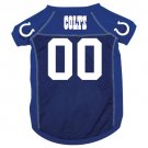 Indianapolis Colts Pet Dog Football Jersey Large v3