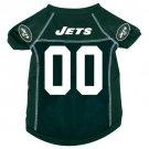 New York Jets Pet Dog Football Jersey Large v3
