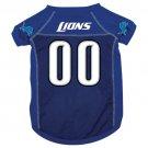 Detroit Lions Pet Dog Football Jersey Large v3