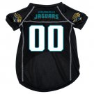 Jacksonville Jaguars Pet Dog Football Jersey XL v3