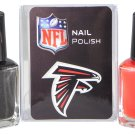 Atlanta Falcons Team Color Nail Polish Set