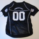 Connecticut University Huskies Pet Dog Football Jersey Small
