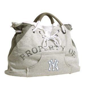 New York Yankees Hoodie Sweatshirt Tote Bag Purse