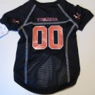 Virginia University Cavaliers Pet Dog Football Jersey Small