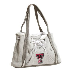Texas Tech University Red Raiders Hoodie Sweatshirt Purse Handbag