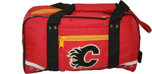 Calgary Flames Travel / Shaving / Accessory Mini Hockey Bag
