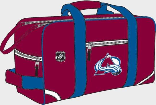 Colorado Avalanche Travel / Shaving / Accessory Mini Hockey Bag