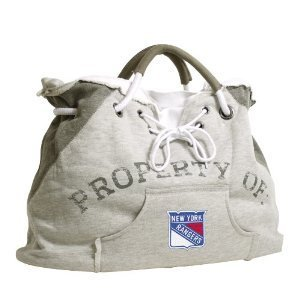 New York Rangers Hoodie Sweatshirt Big Tote Bag