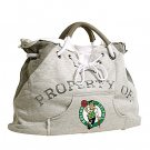 Boston Celtics Hoodie Sweatshirt Big Tote Bag