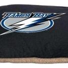 """Tampa Bay Lightning 27"""" x 36"""" Plush Pet Dog Bed or Large Pillow"""
