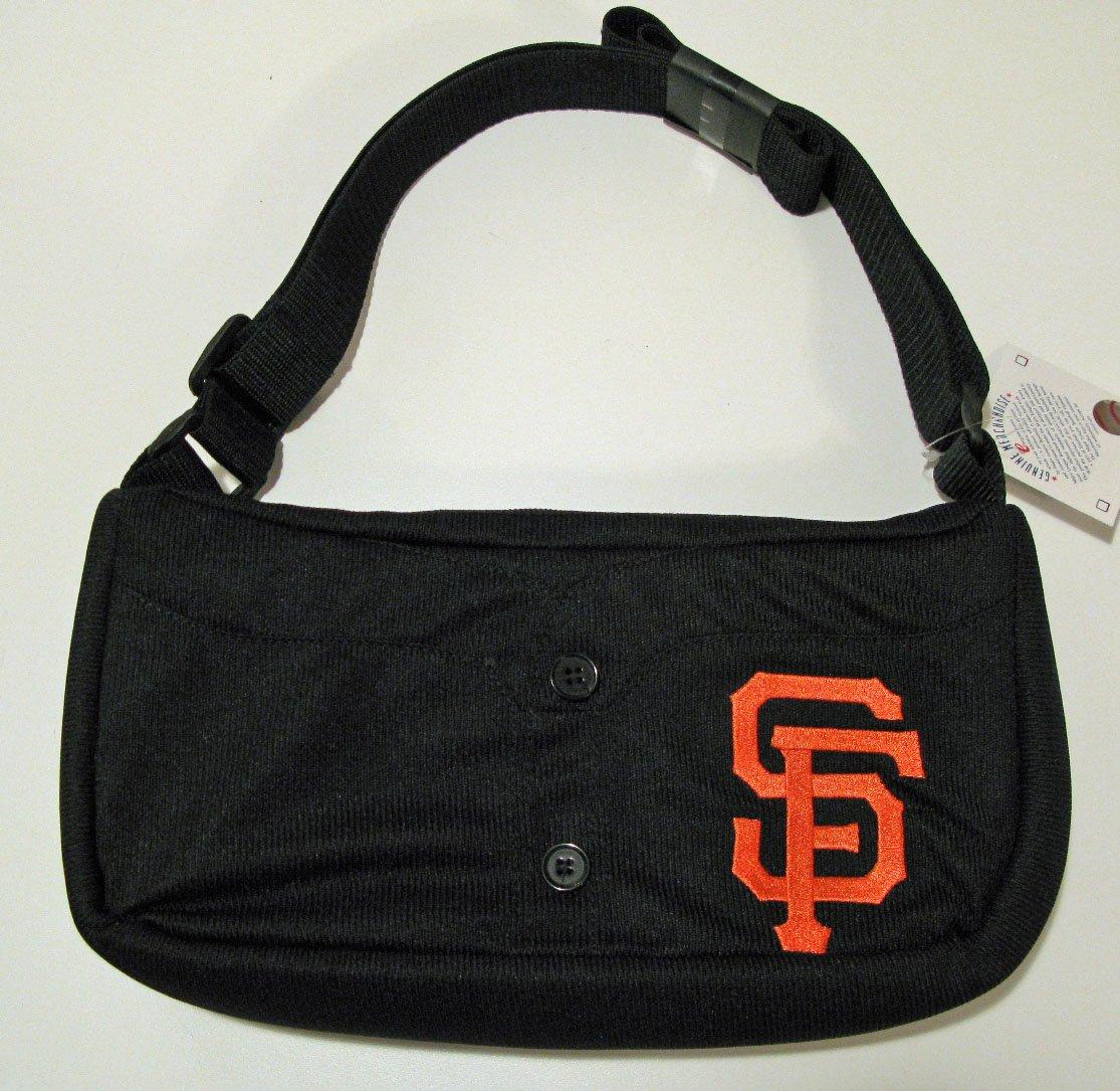 San Francisco Giants Littlearth Baseball Jersey Purse Bag Gift