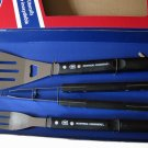 Montreal Canadiens 3pc Stainless Steel BBQ Barbecue Utensil Set