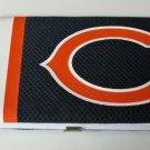 Chicago Bears Football Jersey Clutch Shell Wallet