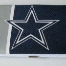 Dallas Cowboys Football Jersey Clutch Shell Wallet