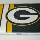 Green Bay Packers Football Jersey Clutch Shell Wallet