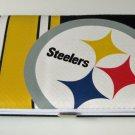 Pittsburgh Steelers Football Jersey Clutch Shell Wallet