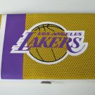 Los Angeles Lakers Basketball Jersey Clutch Shell Wallet