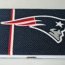 New England Patriots Football Jersey Clutch Shell Wallet