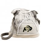 Colorado University Buffaloes Hoodie Sweatshirt Duffel Purse