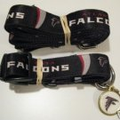 Atlanta Falcons Pet Dog Leash Set Collar ID Tag XS
