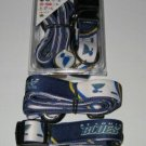 St. Louis Blues Pet Dog Leash Set Collar ID Tag XS