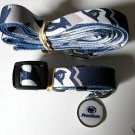 Penn State Nittany Lions Pet Dog Leash Set Collar ID Tag XS