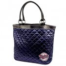 Minnesota Twins Littlearth Quilted Tote Bag Purse