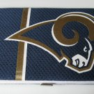 St. Louis Rams Football Jersey Clutch Shell Wallet
