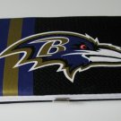 Baltimore Ravens Football Jersey Clutch Shell Wallet
