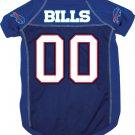 Buffalo Bills Pet Dog Football Jersey Small v3