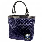 Buffalo Sabres Quilted Tote Bag Purse