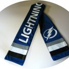 Tampa Bay Lightning Hockey Jersey Scarf w/ Pocket