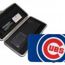 Chicago Cubs Baseball Jersey Clutch Shell Wallet