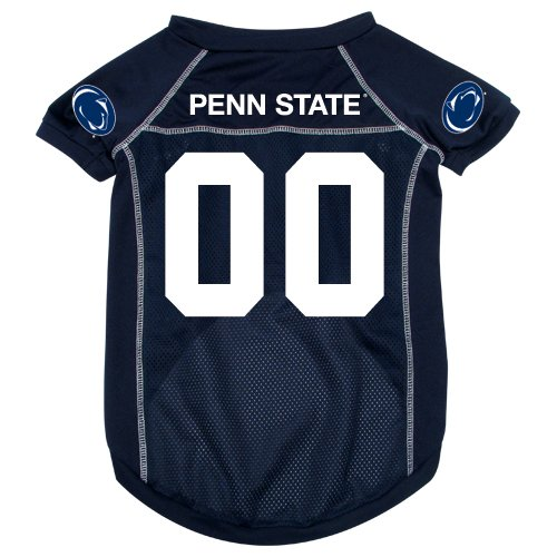 Penn State University Nittany Lions Pet Dog Football Jersey XL