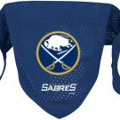 Buffalo Sabres Pet Dog Hockey Jersey Bandana M/L