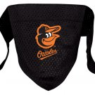 Baltimore Orioles Pet Dog Baseball Jersey Bandana S/M