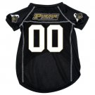 Purdue University Boilermakers Pet Dog Football Jersey Small