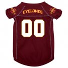 Iowa State University Cyclones Pet Dog Football Jersey Small