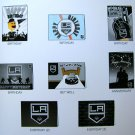 Los Angeles Kings Mixed Greeting Card Pack w/ Envelopes (10)
