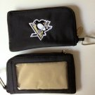 Pittsburgh Penguins Phone ID Zip Wallet Touch Screen