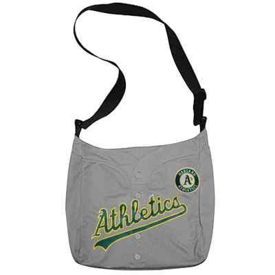 Oakland A's Athletics Littlearth Home Run Baseball Jersey Tote Bag Gift