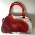 Detroit Red Wings Perf-ect Bowler Purse w/ Jersey Laces