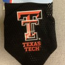 Texas Tech Red Raiders Pet Dog Football Jersey Bandana S/M