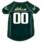 South Florida University Bulls Pet Dog Football Jersey Small