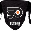 Philadelphia Flyers Pet Dog Hockey Jersey Bandana M/L
