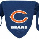 Chicago Bears Pet Dog Football Jersey Bandana M/L