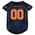 Virginia University Cavaliers Pet Dog Football Jersey XL