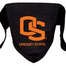 Oregon State Beavers Pet Dog Football Jersey Bandana S/M